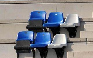 Udine: Pierwsze krzesełka na Stadio Friuli