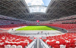 Singapur: Zamiast szlagieru będzie wstyd? Obawy o murawę superstadionu