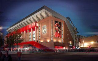Liverpool: Nazwa Anfield nie na sprzedaż