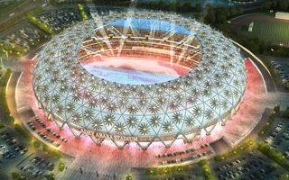 Nowy projekt: Etiopia zmieniła projekt stadionu narodowego