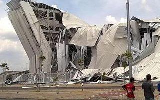 Malezja: Rusza naprawa wyjątkowo pechowego stadionu