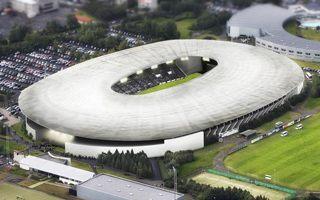 Nowy projekt: Nowy narodowy stadion Islandii