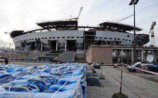 Rosja: FIFA zadowolona z Petersburga (wideo)