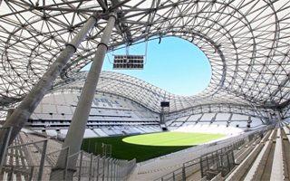 Marsylia: Vélodrome otwarty po przebudowie