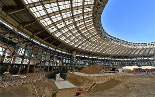 Moskwa: Łużniki wyprzedzają harmonogram
