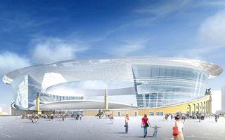 Nowy projekt: To będzie najtańszy stadion Mundialu 2018?