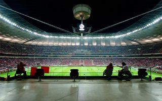 Narodowy: Przed piłkarskim finałem będzie żużel