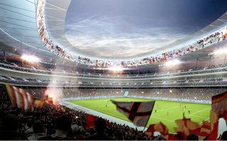Rzym: Znaczące opóźnienie dla nowego stadionu AS Romy?