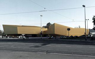 Nowy projekt: Narodowe centrum Chorwacji