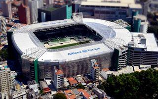 Sao Paulo: Otwarcie Allianz Parque 20 listopada