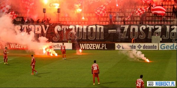 Łódź: Nie do końca godne pożegnanie