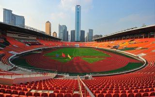 Nowe stadiony: Historia i przyszłość chińskiego sportu