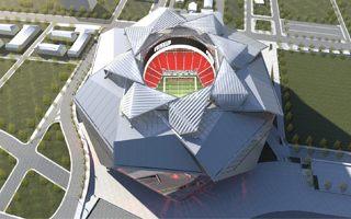 Atlanta: Stadion Falcons w sądzie z powodu finansowania