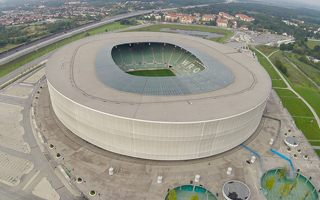 Wrocław: Rekord sezonu, nazwa stadionu się zmieni?
