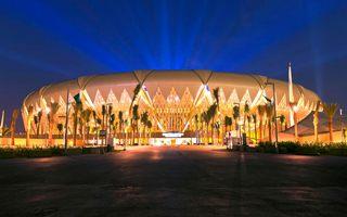 Arabia Saudyjska: Stadiony na pół miliona miejsc coraz bliżej