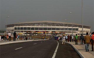 Ghana: Stadion Pucharu Narodów Afryki niszczeje
