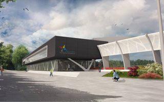 Świętochłowice: Zarys przyszłego stadionu na Skałce gotowy