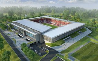 Nowy projekt: Sóstói Stadion w Szekesfehervarze