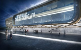 Częstochowa: Zbierają poparcie dla nowego stadionu – czy się uda?