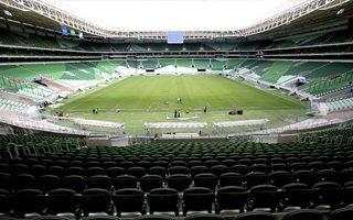 """Nowe stadiony: Allianz Parque i """"wielkie koło"""""""