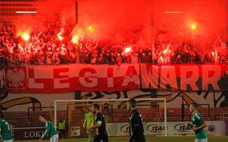 Warszawa: Legia straci ponad 3 miliony na karze UEFA?