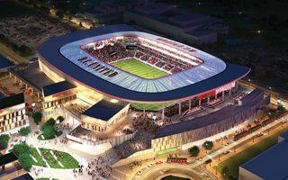 Waszyngton: Miasto przyjęło finansowanie dla stadionu United