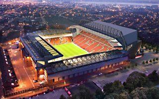 Liverpool: The Reds potwierdzają rozbudowę Anfield