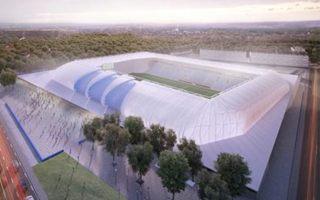 Nowy projekt: Nándor Hidegkuti Stadion