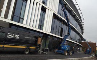 Nowa budowa: Regenboogstadion w Waregem