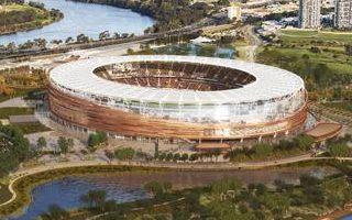 Perth: Ruszyła budowa nowego 60-tysięcznika