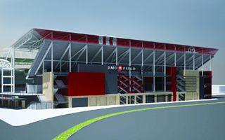 Nowa budowa: BMO Stadium