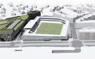 Praga: Stadion Sparty się skurczy
