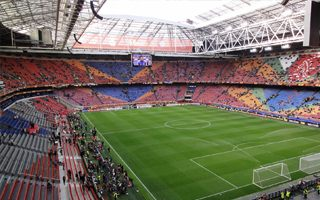 Liga Europy: Legia jedzie do Amsterdamu
