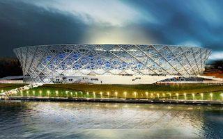 Mundial 2018: Niewybuchy spowolniły rozbiórkę stadionu w Wołgogradzie