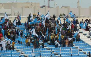 Katar: 20 złotych za udawanie kibica lokalnego klubu!