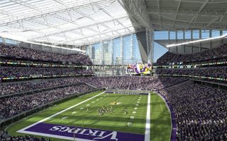Minneapolis: Ogromne zainteresowanie miejscami na nowym stadionie