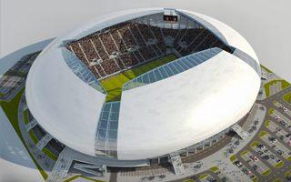 Rumunia: Fundusze dla Krajowy zatwierdzone, stadion będzie