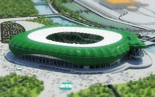 Bursa: Timsah Arena gotowa w czerwcu?