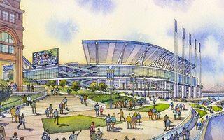 Nowy projekt: Stadion przy stadionie w St. Louis
