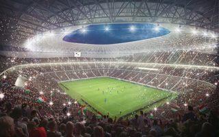 Węgry: W tym roku prawie miliard na stadiony