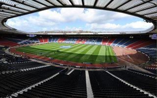 Glasgow: Nocowali pod kasami po bilet na derby nr 400