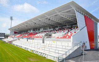 Nowy stadion: Kingspan Stadium