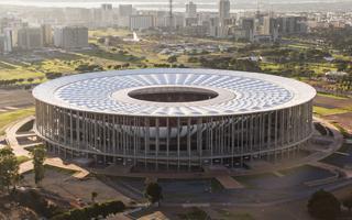 Brazylia: Stadion narodowy zwróci się w 3014?!