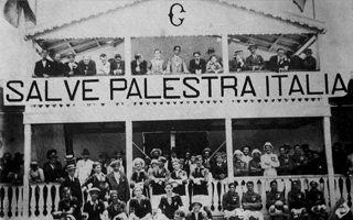 Sao Paulo: Stulecie Palmeiras na Parque Antarctica