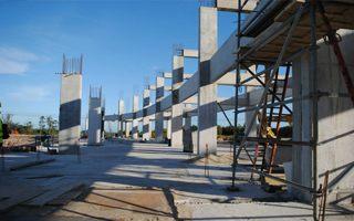 """Nowa budowa: Stadion """"Słoneczników"""" dojrzewa"""