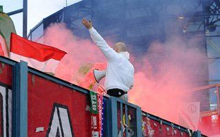 Kraków: Gniazdowy Legii dostał zakaz stadionowy za brak gniazda