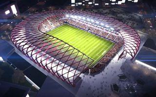 Nowy projekt: Stadion dla Indianapolis