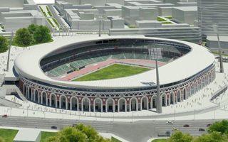 Mińsk: Przebudowa Stadionu Dinama do 2019?