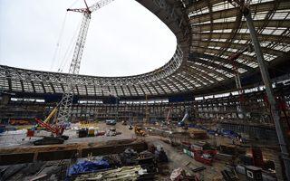 Moskwa: Łużniki wyprzedzają harmonogram, prace skończą się szybciej