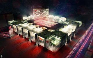 Mediolan: Milan pokazuje nowy stadion